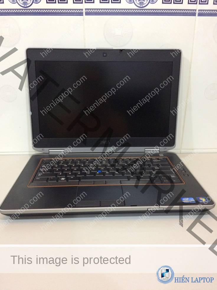 LAPTOP CU DELL E6420 1 Laptop cũ Dell Latitude E6420
