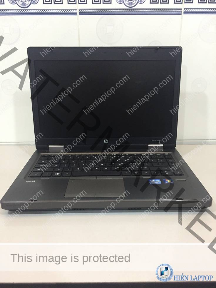 LAPTOP CU HP 6460B 1 Laptop cũ HP Probook 6460B