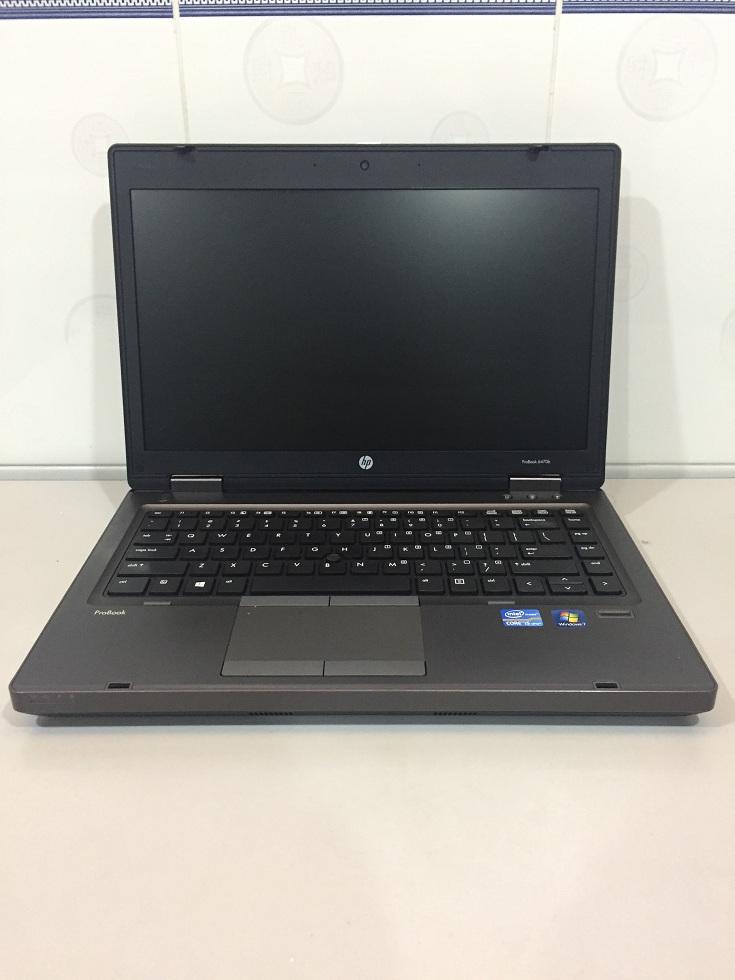 LAPTOP CU HP 6470B 1 Laptop cũ HP Probook 6470B