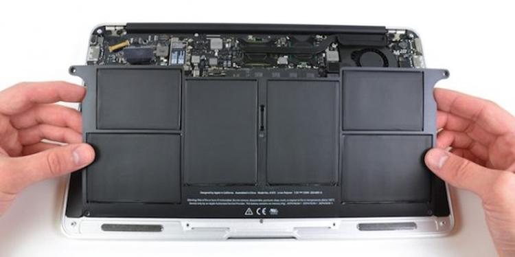 sua pin laptop macbook 2 Dịch vụ sửa chữa phục hồi pin Laptop Macbook
