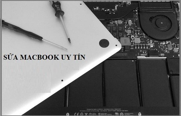 sửa laptop macbook uy tín