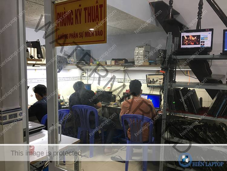 cửa hàng sửa chữa laptop macbook giá rẻ uy tín tphcm