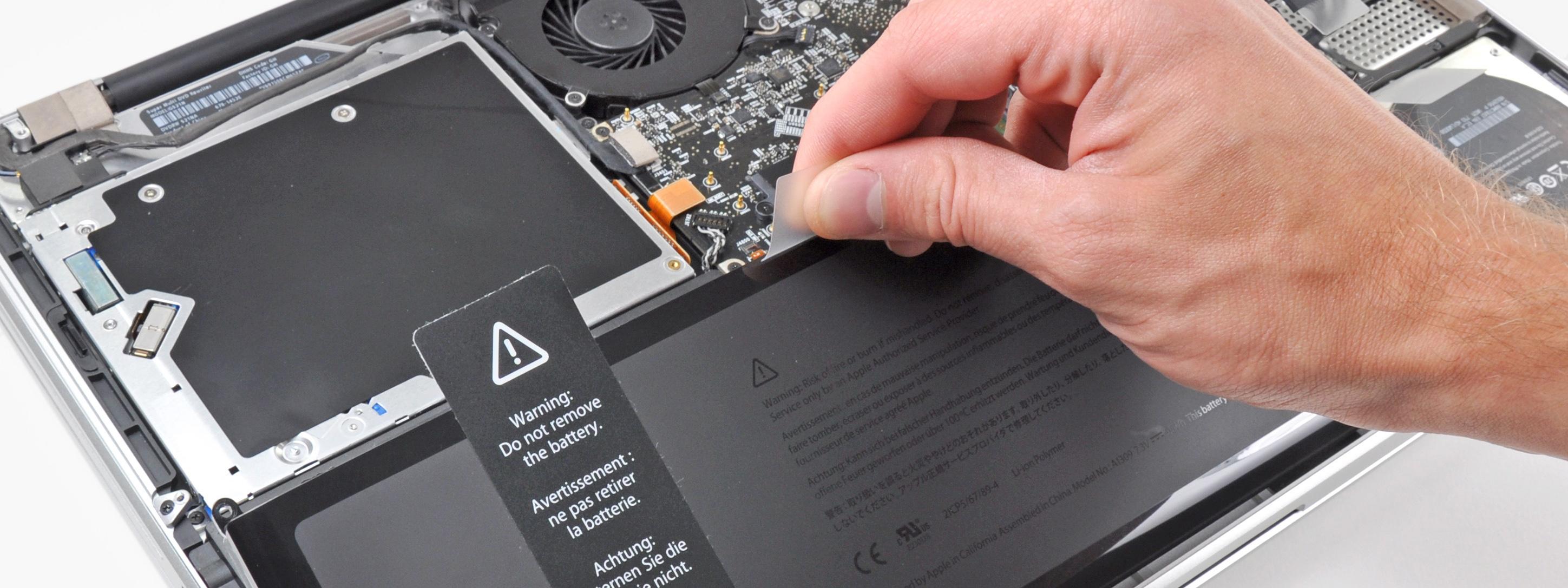 Phục hồi Pin Laptop Macbook