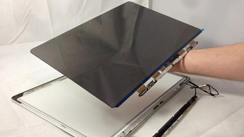 thay màn hình laptop macbook lấy liền