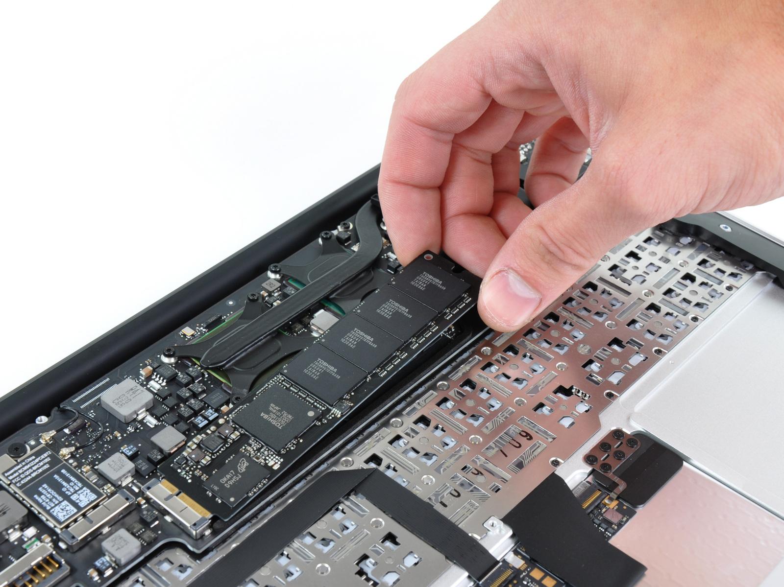 nâng cấp ram laptop macbook lấy liền