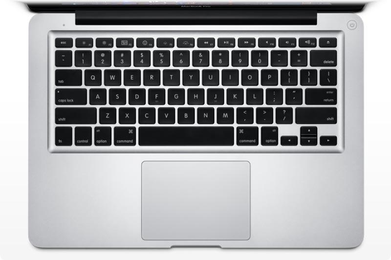 thay bàn phím laptop macbook giá rẻ