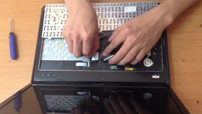 ban phim laptop dell bi liet