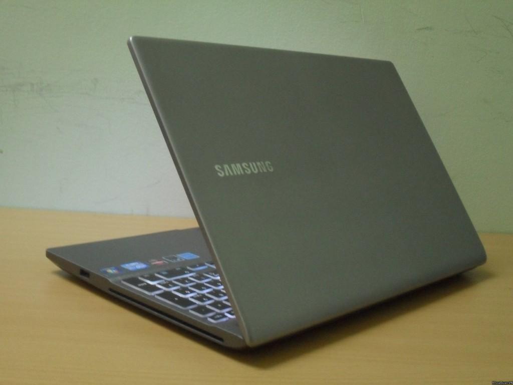 Thương hiệu laptop Samsung