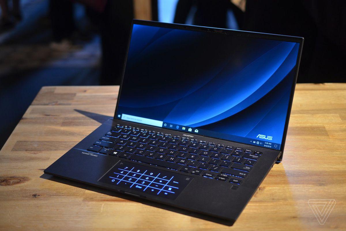 Thương hiệu laptop Asus