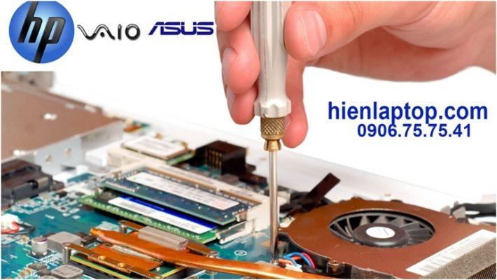 Hiển Laptop chúng tôi là trung tâm sửa laptop giá rẻ và uy tín nhất tại TP.HCM