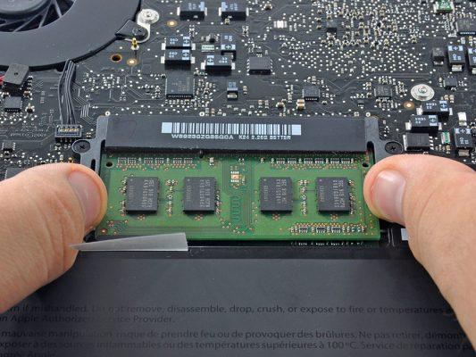 Nâng cấp RAM tại hienlaptop