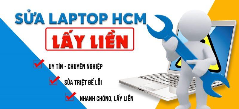 Sữa Chữa Máy Tính - Sửa Laptop Tại Nhà HCM - Lấy Liền Giá Rẻ