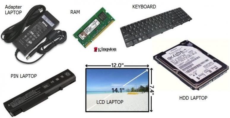 Hiển Laptop Chuyên Cung Cấp Linh Kiện Laptop HCM Chính Hãng Giá Rẻ