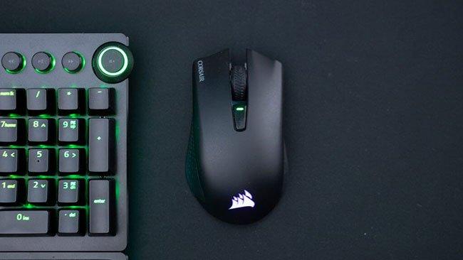 Chuột có 6 nút mà bạn hoàn toàn có thể tùy chỉnh