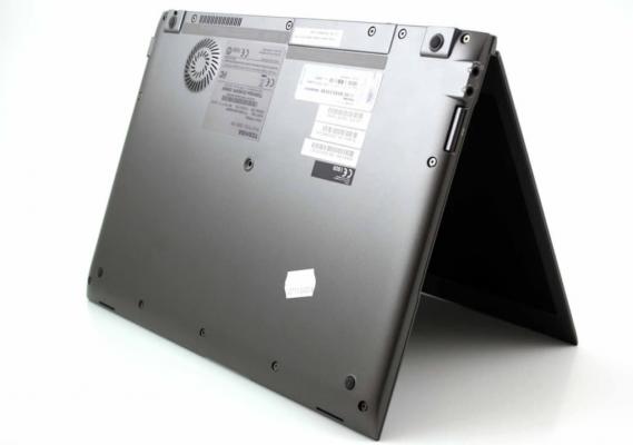 Toshiba Portege Z930 sử dụng vật liệu cao cấp