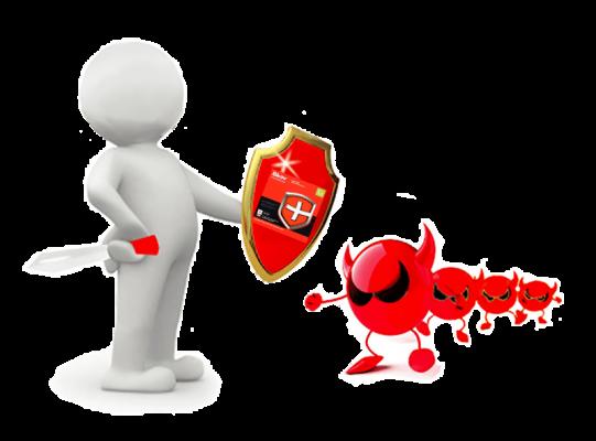 Nhiều người thường không biết sự khác biệt giữa phần mềm diệt virus và tường lửa