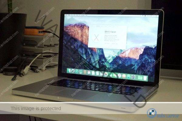 Macbook pro 15-inch late 2008