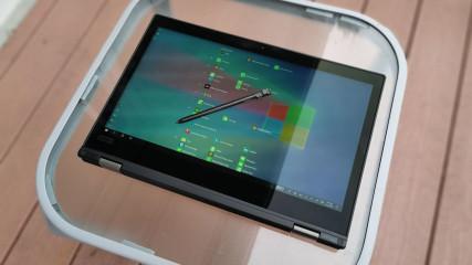 Lenovo ThinkPad L390 Yoga có màn hình 13,3 inch chống lóa